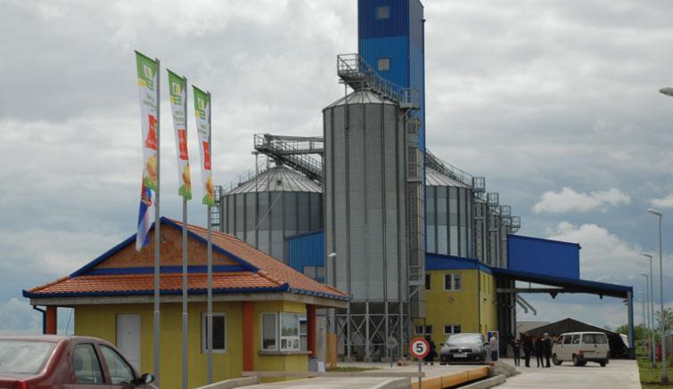 PJ silos Tovariševo